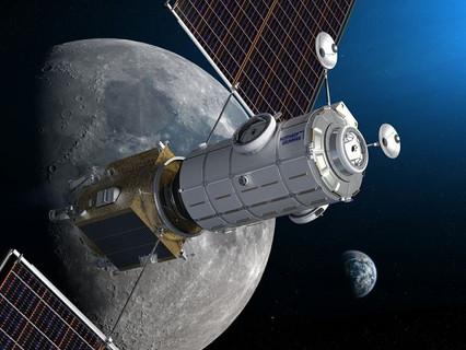 Northrop Grumman completes preliminary design review for NASA's gateway crew module