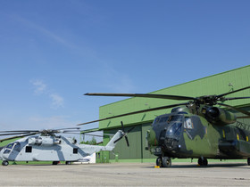 Rheinmetall takes on maintenance of German Air Force's CH-53G helicopter at Diepholz Air Base