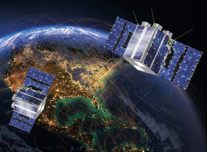 ANYWAVES selected by Thales Alenia Space for Omnispace's global hybrid 5G network
