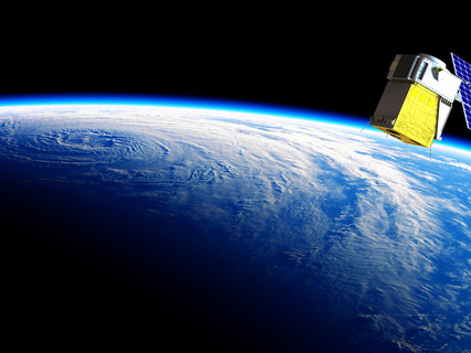A first for Fugro as SpaceStar™ satellite positioning service heads into space