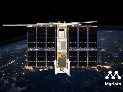 Myriota launches commercial service in the US and Canada with second-generation nanosatellites