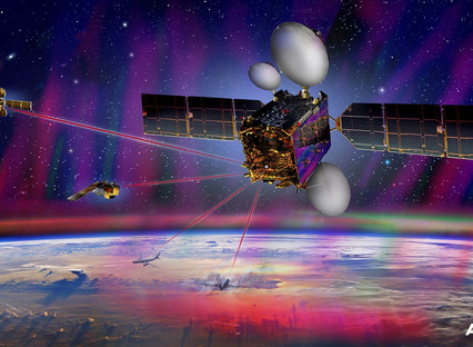 Airbus expands its SpaceDataHighway with second satellite