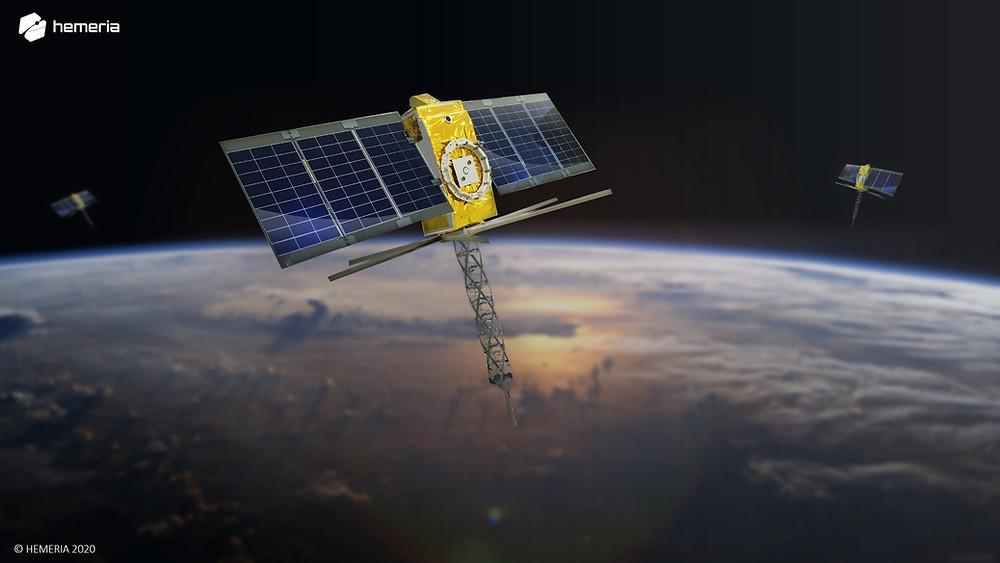 Kinéis raises 100 million euros and finances its constellation of nanosatellites dedicated to the Internet of Things