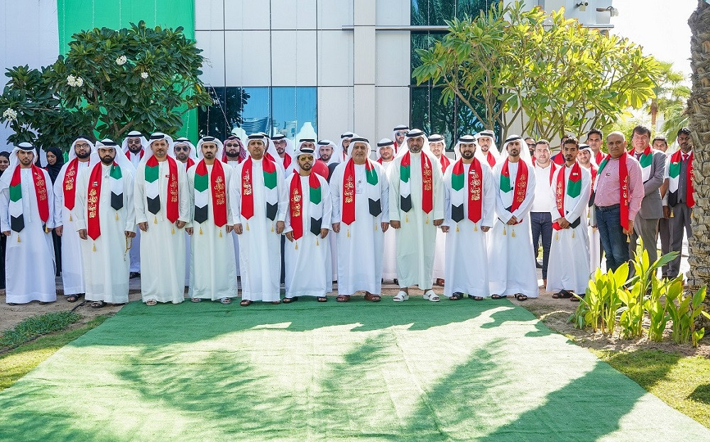 Nedaa celebrates the 48th National Day to honor the glorious history of UAE
