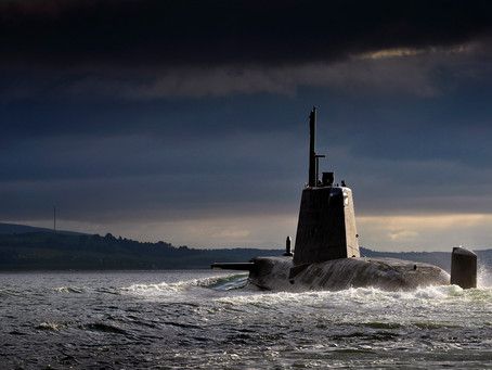 SEA awarded £25M contract for sonar upgrade and development by UK Ministry of Defence