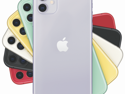 The most powerful and advanced smartphones — iPhone 11 Pro and iPhone 11 Pro Max — and all new dual