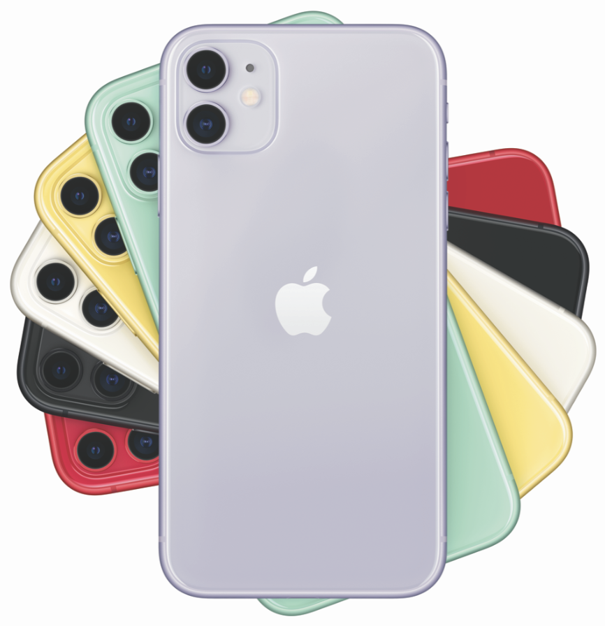 The most powerful and advanced smartphones — iPhone 11 Pro and iPhone 11 Pro Max — and all new dual camera iPhone 11, available to pre-order from Optus on 10pm AEST Friday 13 September 2019
