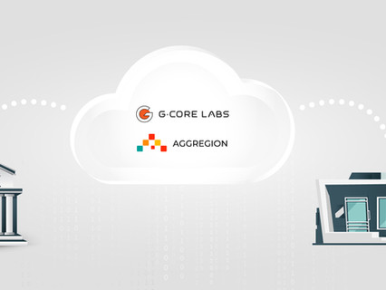 Aggregion provides secure data collaboration with G-Core Labs cloud supporting Intel SGX encryption