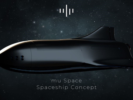 'mu Space' to push Thai space industry, planning to build its first spaceship in 2021