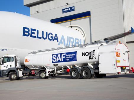 Airbus further reduces its Beluga fleet's environmental impact