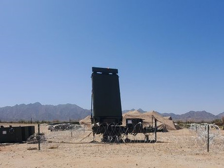 Northrop Grumman ground/air task-oriented radar production ramps up