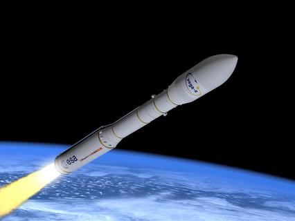 ESA advances Vega rocket evolution beyond 2025, with care to environmental sustainability