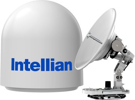 The world's first 85cm Ku- to Ka-band convertible VSAT antenna system is now available to customers