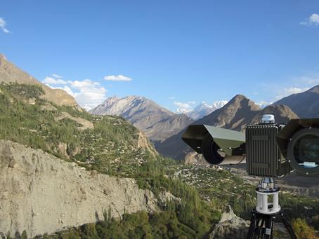 Silent Sentinel provides Jaegar 225 thermal cameras to detect threats along Central Asian border