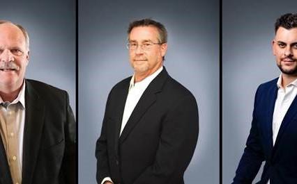 NXTCOMM appoints management team members David Kozlowski, Rob Davies and Jordan Klein