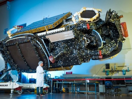 Maxar's 1300-Class communications satellite built for Intelsat performing according to plan after la