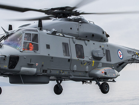 €15M (£13M) Norwegian defence contract awarded to Nova