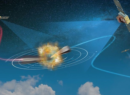 Northrop Grumman selected for hypersonic and ballistic tracking space sensor phase IIa program