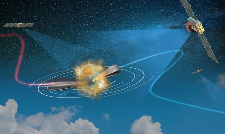 Northrop Grumman is developing a highly capable, affordable, survivable and extensible space-based sensing solution for hypersonic and ballistic missile defense. The company's concept advances under the HBTSS Phase IIa program (Source: Northrop Grumman)