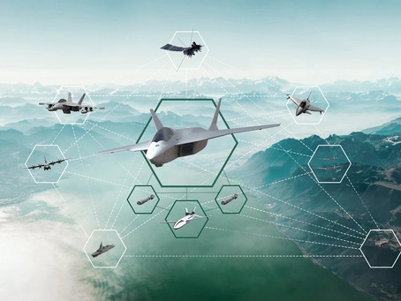 Indra and Thales start designing connected and distributed sensors for NGWS/FCAS superiority