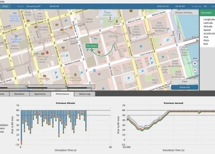 Orolia's GNSS Simulators now support an ultra-low latency of five milliseconds