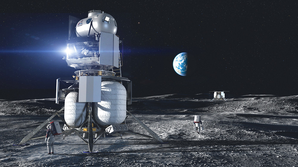 NASA selects Blue Origin National Team to return humans to the moon