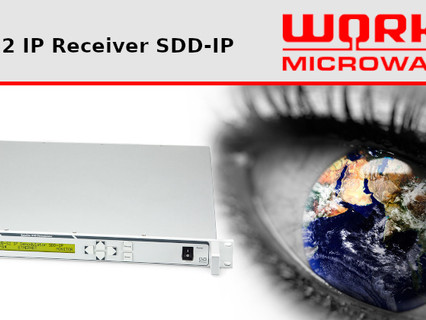 WORK Microwave DVB-S2 solutions power earth observation data reception in Antarctica