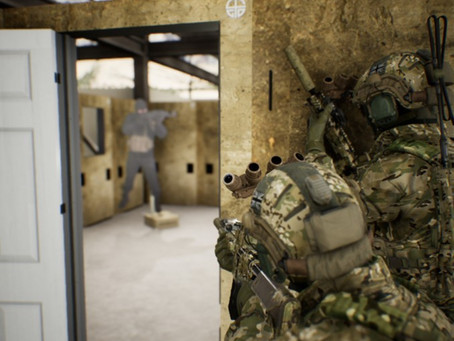 4GD to demonstrate urban warfare synthetic co-location training at AWE21