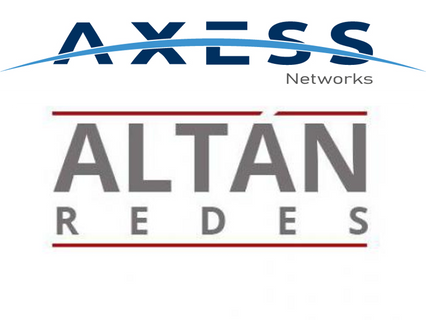 AXESS Networks and ALTÁN Redes join forces to provide 4G LTE coverage to 92% of Mexico