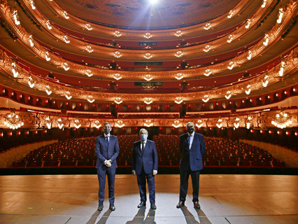 HISPASAT and Barcelona's Opera House, renew collaboration broadcasting of  operas via satellite