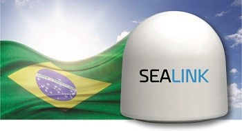 Offshore support and service companies with vessels on charter to Brazilian National Oil Company will enjoy secure and resilient connectivity from a single service provider.
