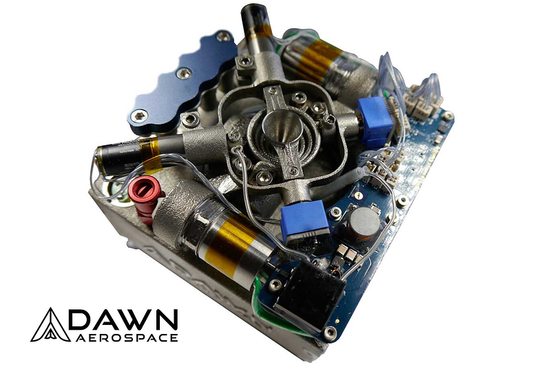 Dawn Aerospace joins Orbital Transports partner network for US customers