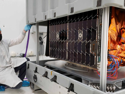 Astranis raises $250 million from top growth investors for affordable satellite broadband