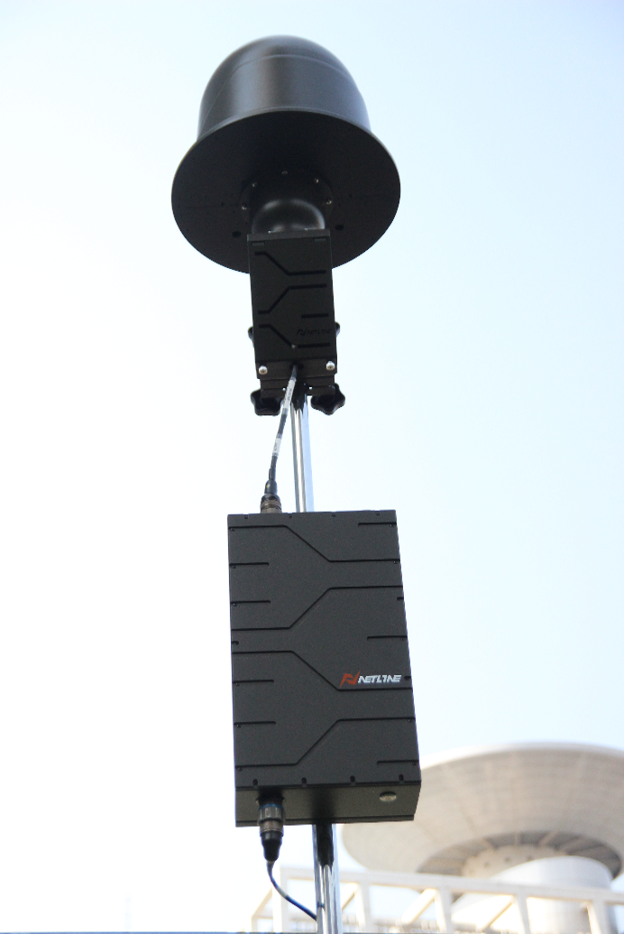 Netline launches new Direction-Finding (DF) capability, enhancing its integrated counter-drone solution