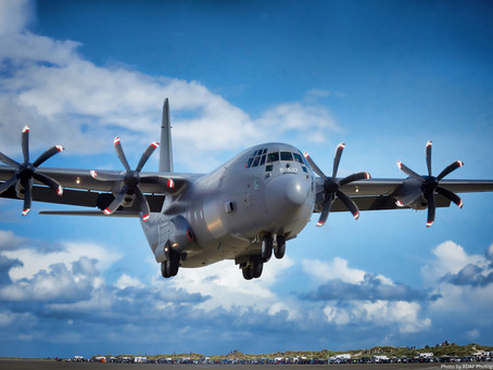 Marshall signs deal with Danish Air Force for C-130 cockpit armour