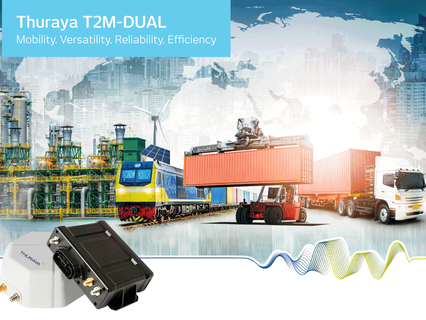 Thuraya's landmark tracking and monitoring solution enhanced with new capabilities