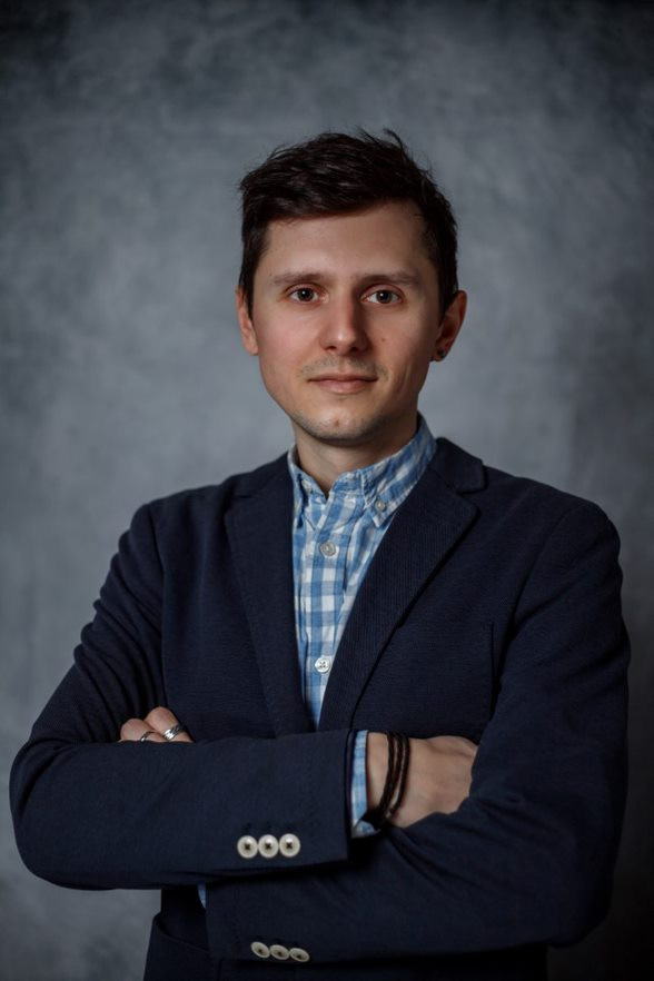 Dmitry Samoshkin, G-Core Labs vice president of products