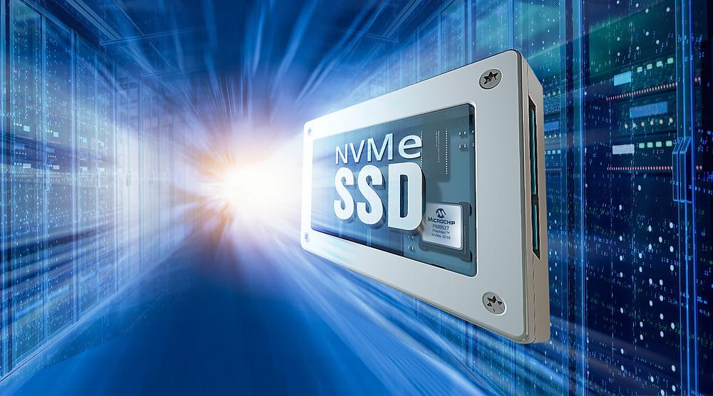 Microchip introduces new 8-channel Flashtec® PCIe® gen 4 enterprise NVMe™ SSD controller