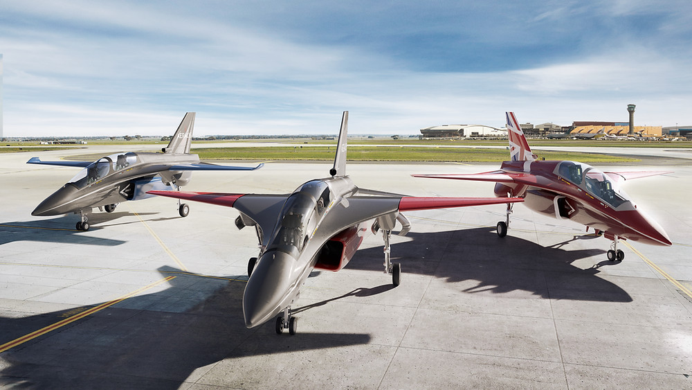 AERALIS ensuring its military training aircraft are ready for Sixth-Generation