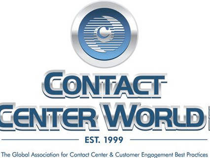 VeriCall wins two GOLD Awards in Contact Center World's 2020 Ceremony