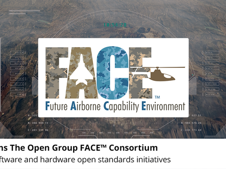 Aitech joins Open Group FACE™ Consortium to foster military software interoperability