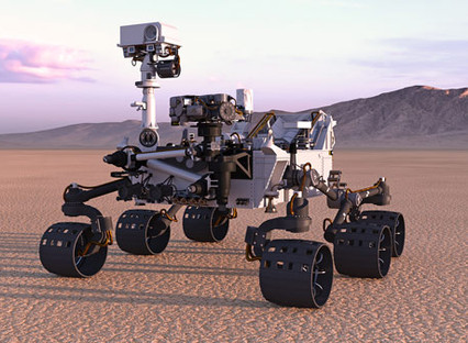 Teledyne Imaging's CCDs integrated into remote sensing instruments on board NASA's Mars Rover Persev