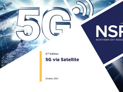 Satellite 5G transition generates US$125.5 billion service revenue opportunity by 2030