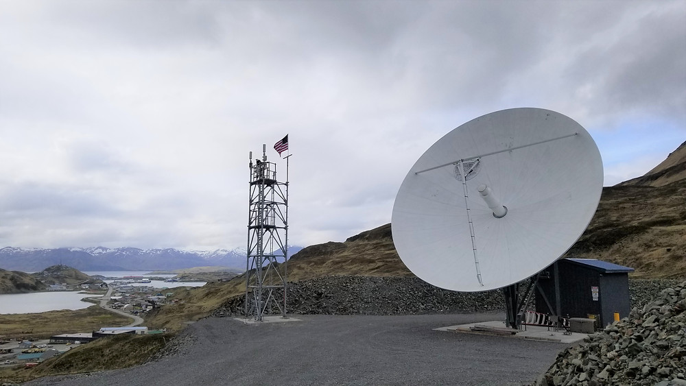 """SES Networks and OptimERA scale capacity for remote working, distance learning and telemedicine in rural Alaska City under """"stay at home"""" rule"""