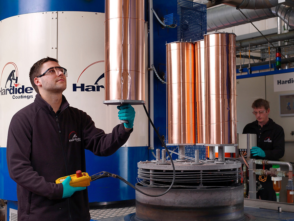 New independent testing confirms Hardide-A coating improves fatigue life
