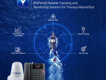 Thuraya's new tracking and monitoring service set to boost safety and efficiency on fishing vessels