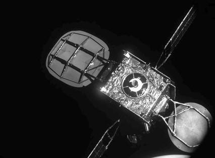 Intelsat 901 satellite returns to service using Northrop Grumman's mission extension vehicle
