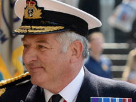 Former First Sea Lord Sir Jonathon Band joins InfraStrata plc Board