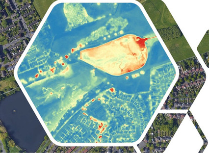 Satellite Vu performs thermal measurements with infrared satellite data for the maritime sector