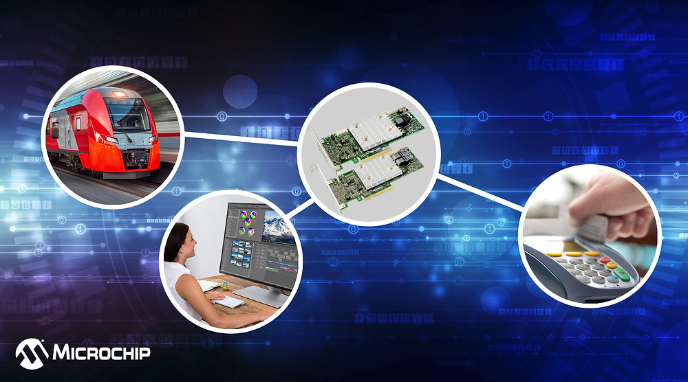 Microchip expands Adaptec SmartRAID product portfolio with new entry-level adapter